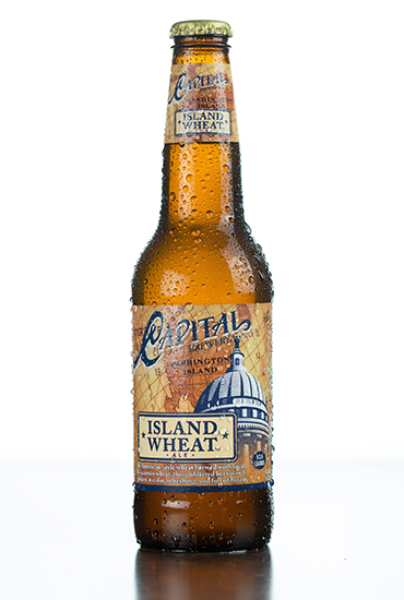 Island Wheat Bottle