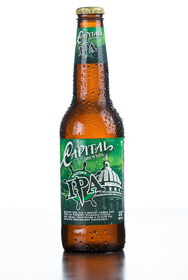 Mutiny IPA Bottle
